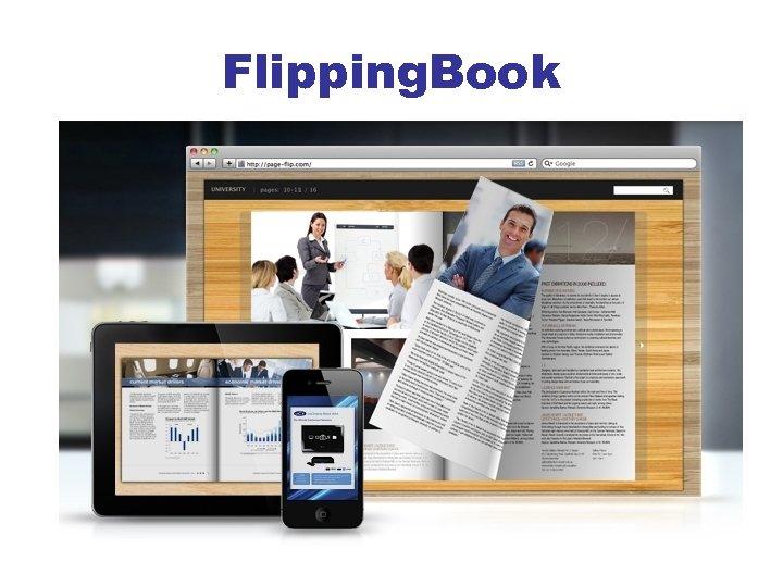 Flipping. Book