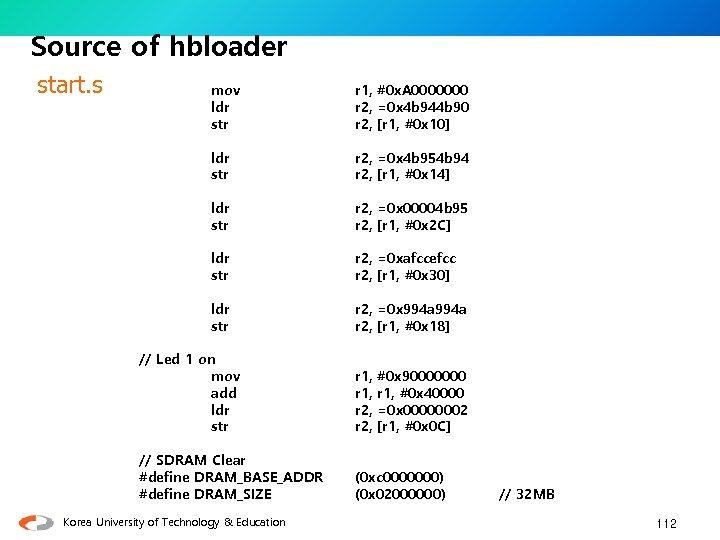 Source of hbloader start. s mov ldr str r 1, #0 x. A 0000000