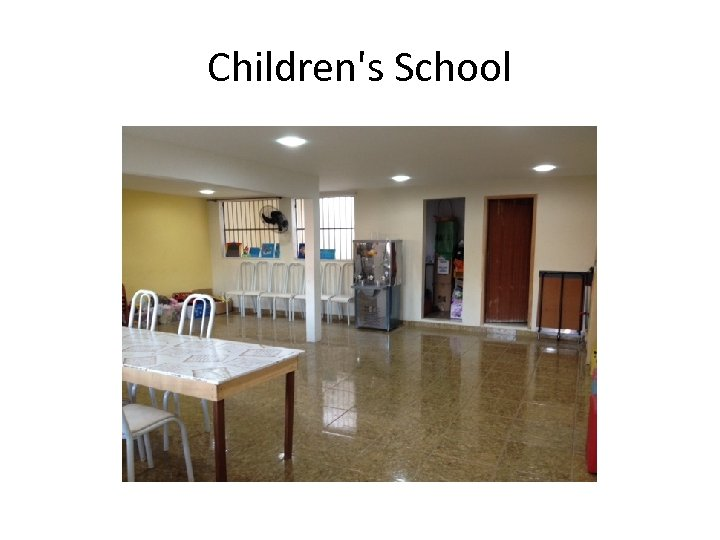 Children's School