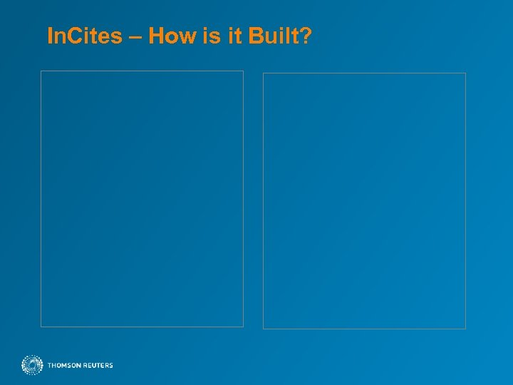 In. Cites – How is it Built?