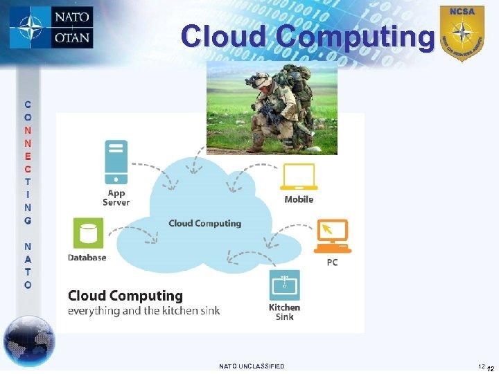 Cloud Computing NATO UNCLASSIFIED 12 12