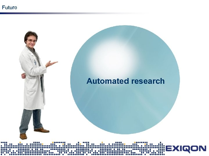 Future mi. RNA research Automated research