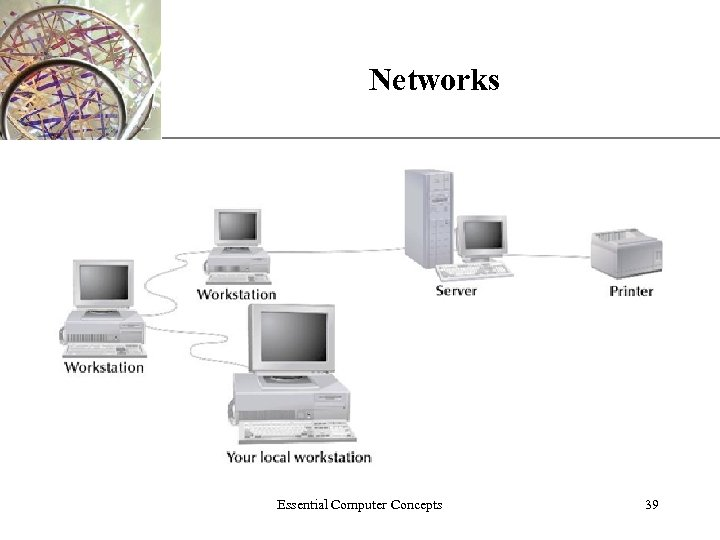 Networks Essential Computer Concepts XP 39