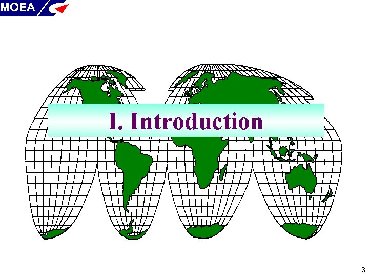 MOEA I. Introduction 3