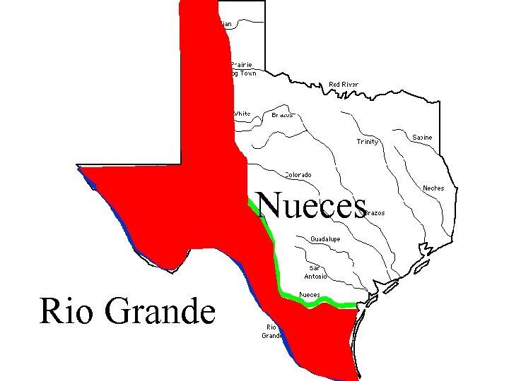Nueces Rio Grande