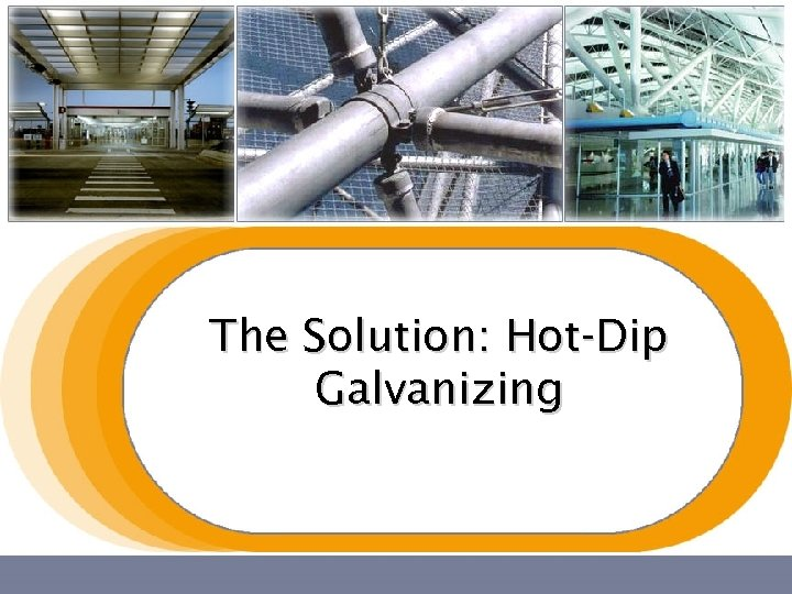 The Solution: Hot-Dip Galvanizing