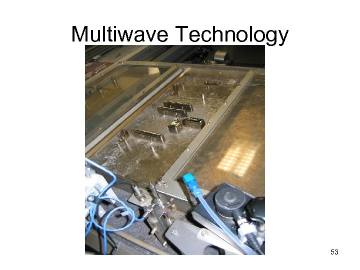 Multiwave Technology 53