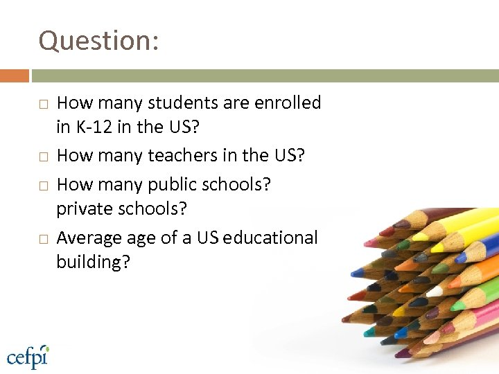 Question: How many students are enrolled in K-12 in the US? How many teachers