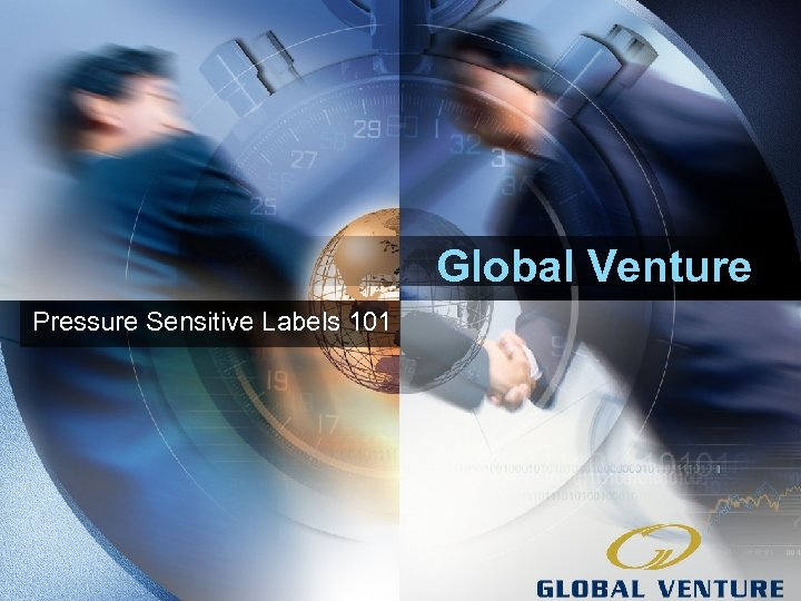 Global Venture Pressure Sensitive Labels 101