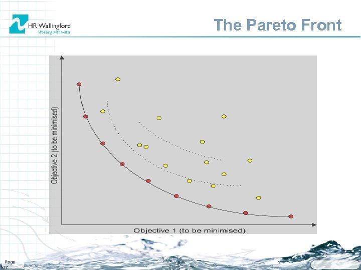 The Pareto Front Page 17