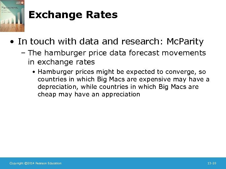 Exchange Rates • In touch with data and research: Mc. Parity – The hamburger
