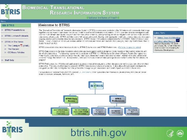 btris. nih. gov