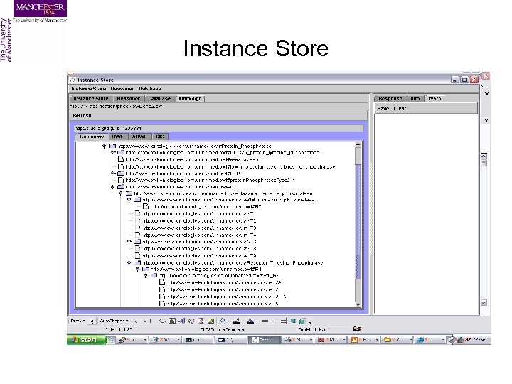 Instance Store