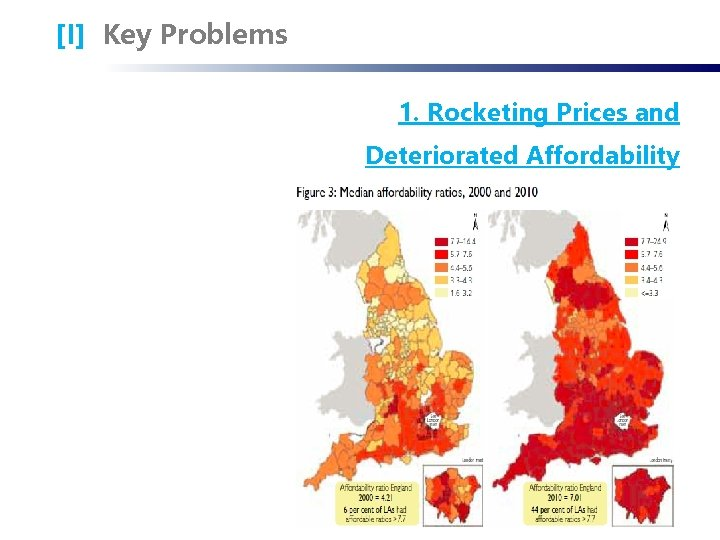 [I] Key Problems 1. Rocketing Prices and Deteriorated Affordability