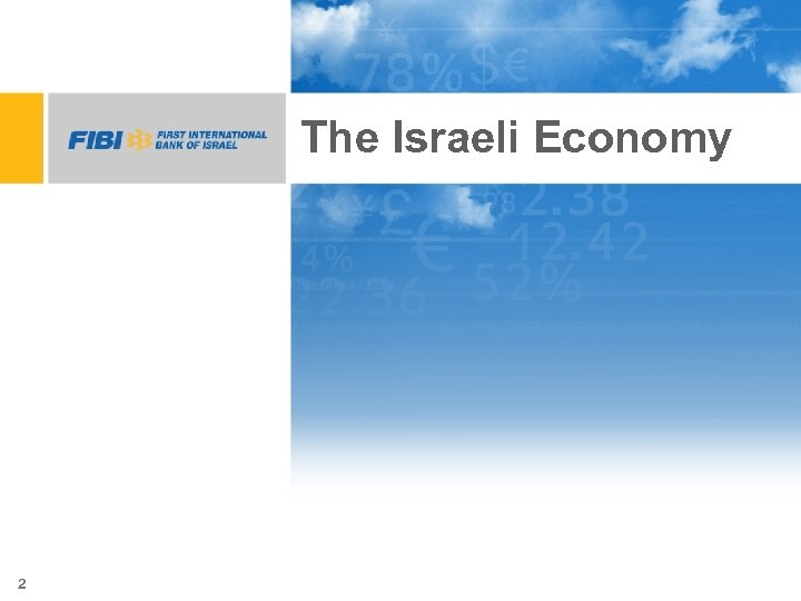 The Israeli Economy 2
