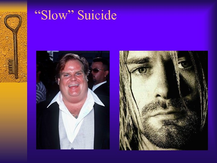 """""""Slow"""" Suicide"""