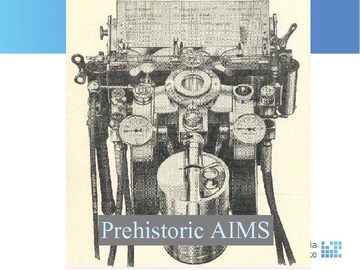 Prehistoric AIMS