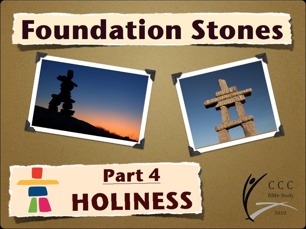 CCC Bible Study 2010
