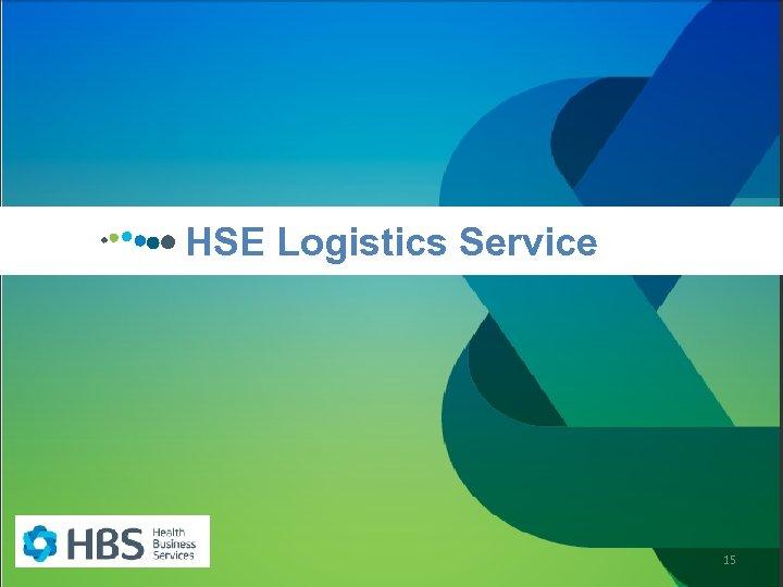 HSE Logistics Service 15