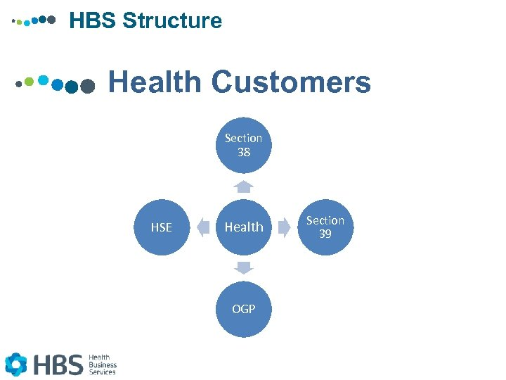 HBS Structure Health Customers Section 38 HSE Health OGP Section 39