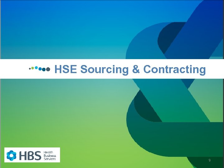 HSE Sourcing & Contracting 9