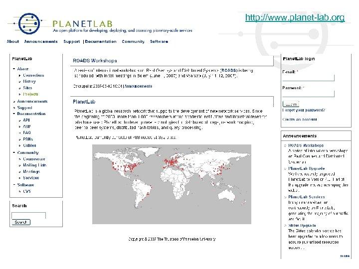 http: //www. planet-lab. org