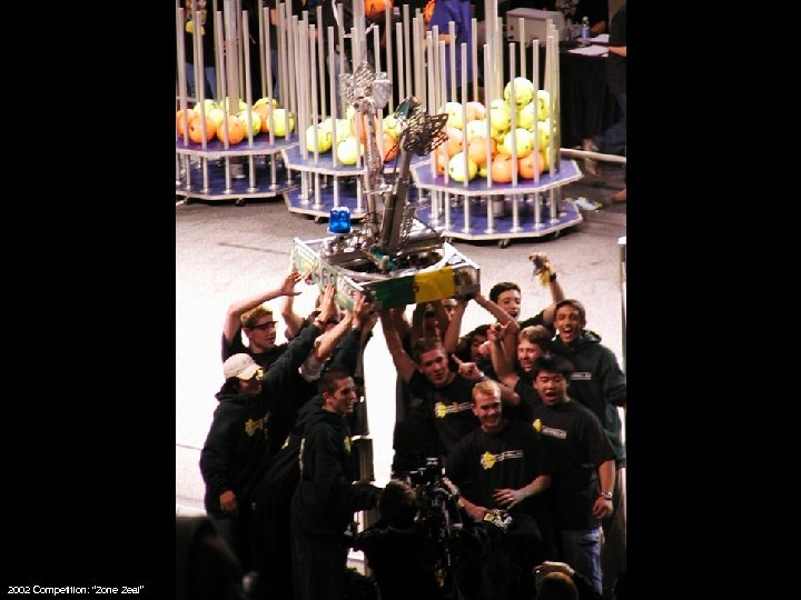 """2002 Competition: """"Zone Zeal"""""""