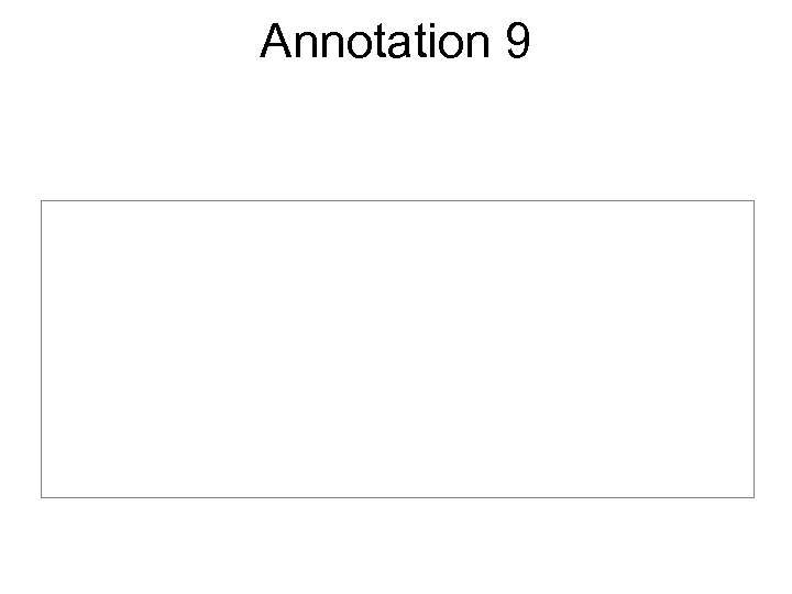 Annotation 9