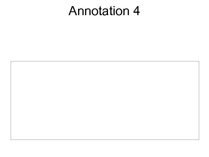 Annotation 4