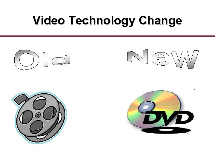 Video Technology Change