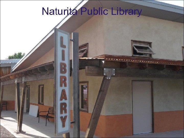 Naturita Public Library