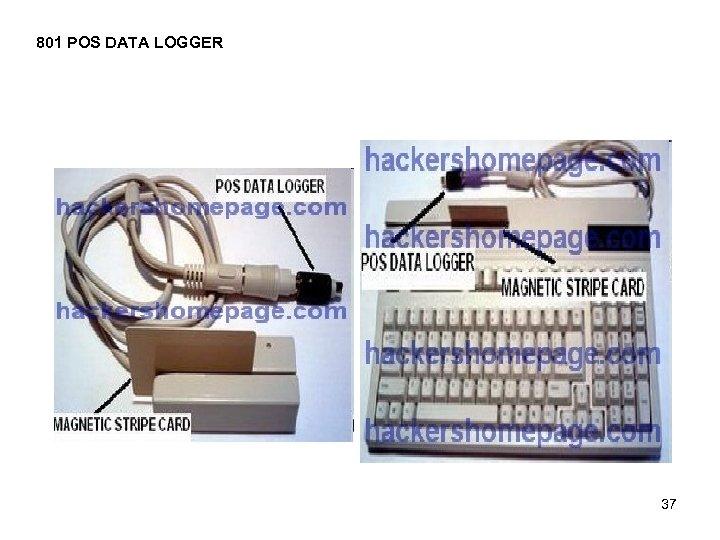801 POS DATA LOGGER 37
