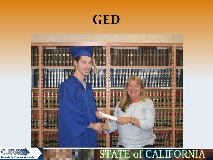 GED 5/16/2011