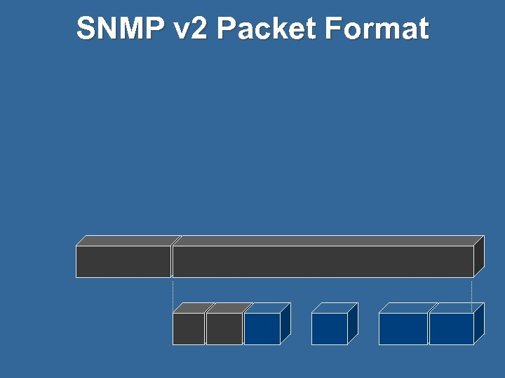 SNMP v 2 Packet Format