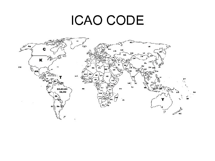 ICAO CODE