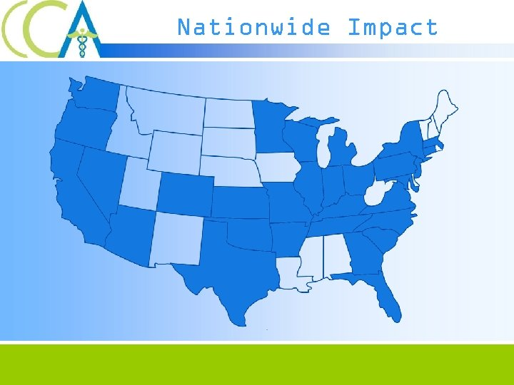 Nationwide Impact