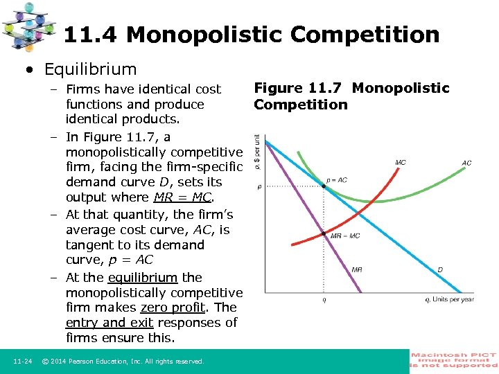Chapter 11 Oligopoly and Monopolistic Competition Table