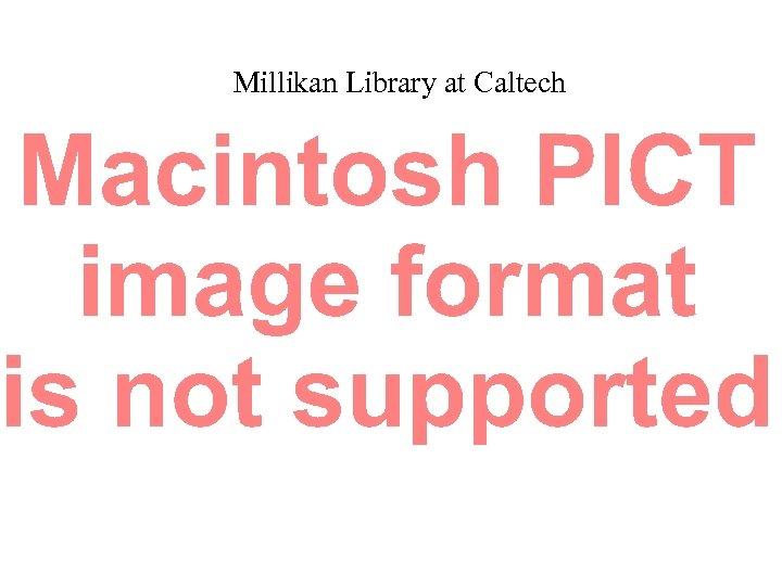 Millikan Library at Caltech