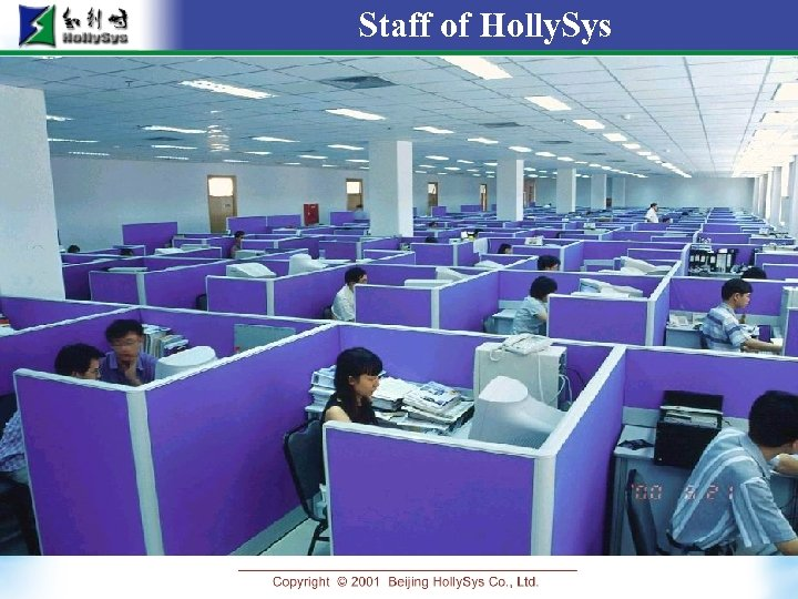 Staff of Holly. Sys