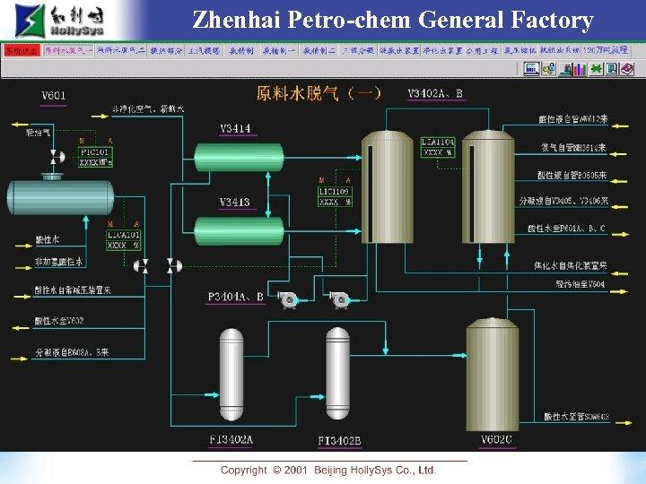 Zhenhai Petro-chem General Factory