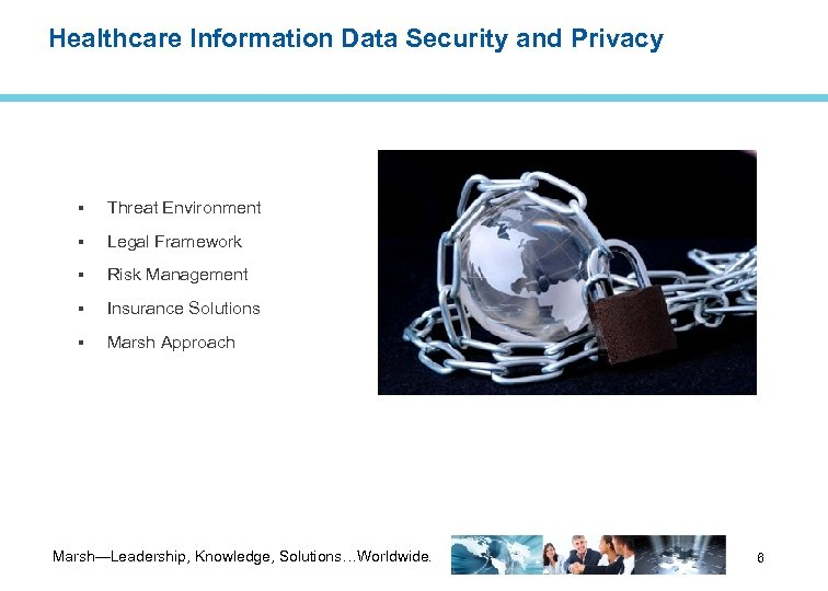 Healthcare Information Data Security and Privacy Threat Environment Legal Framework Risk Management Insurance Solutions