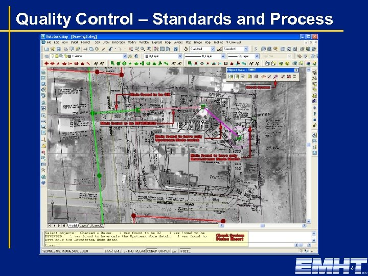 Quality Control – Standards and Process