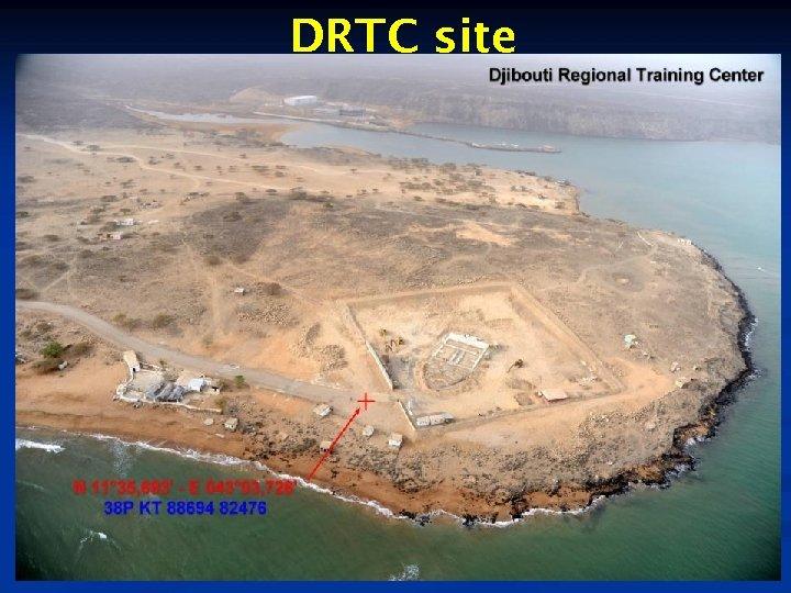 DRTC site
