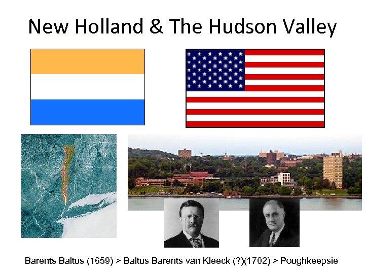 New Holland & The Hudson Valley Barents Baltus (1659) > Baltus Barents van Kleeck