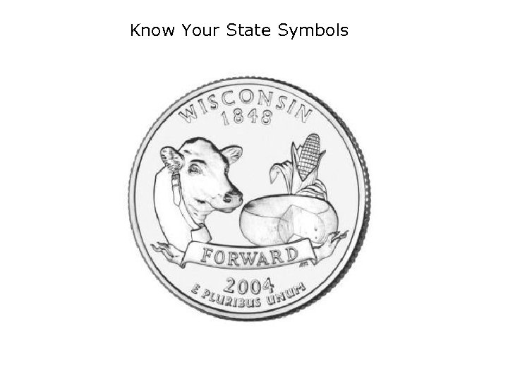 Know Your State Symbols