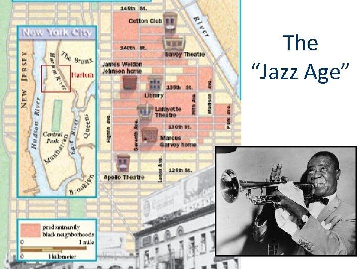 "The ""Jazz Age"""