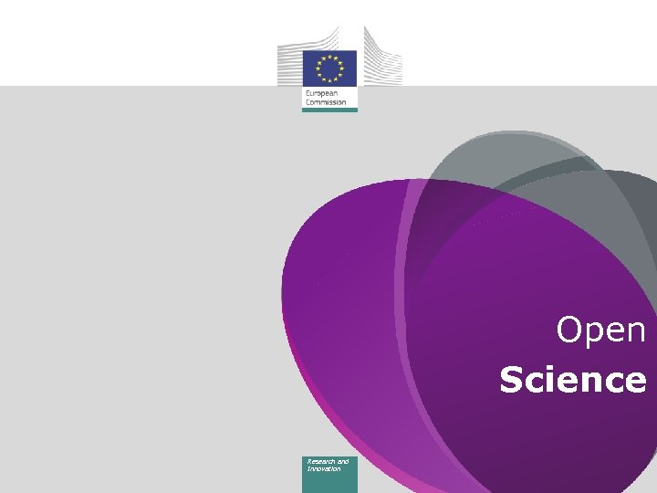 Open Science Research and Innovation