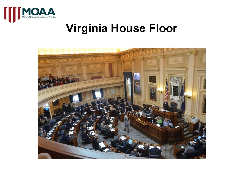 Virginia House Floor