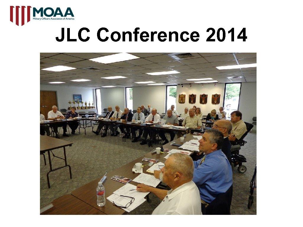 JLC Conference 2014