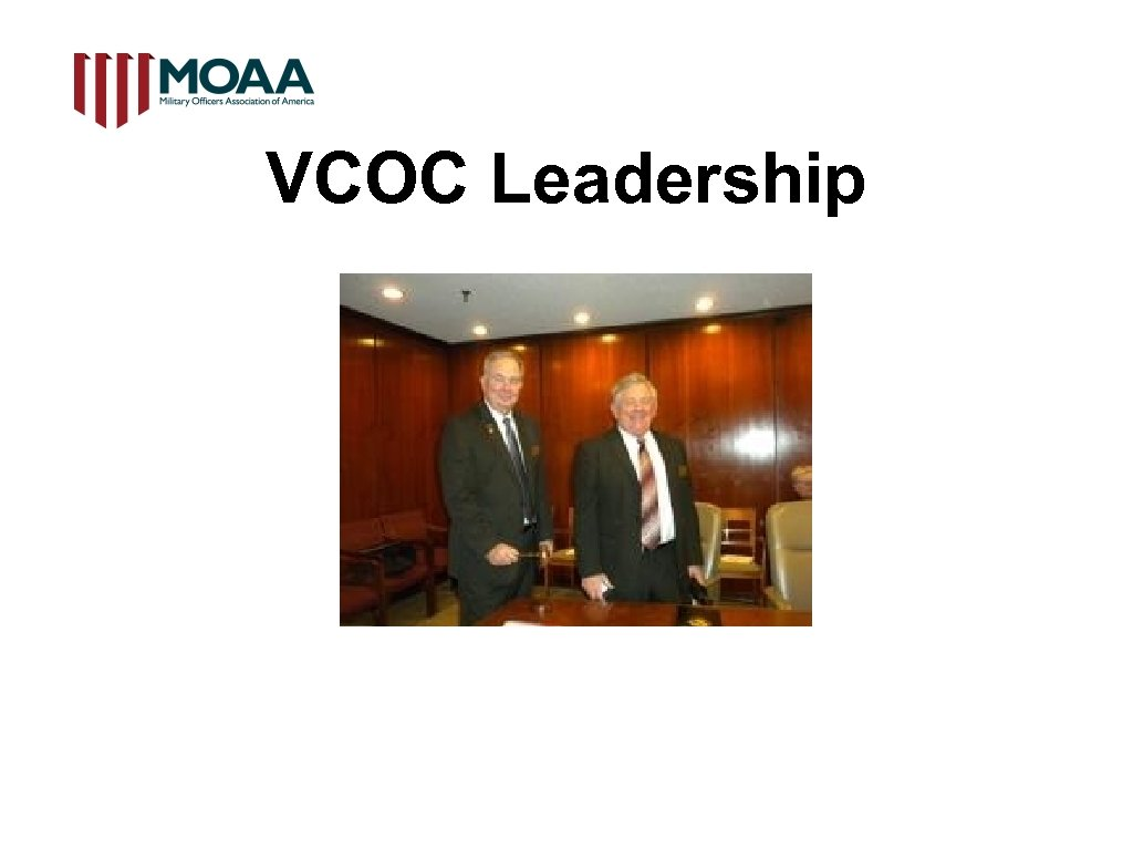 VCOC Leadership